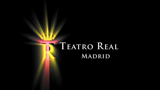 Teatro Real Madrid Cinema Ident