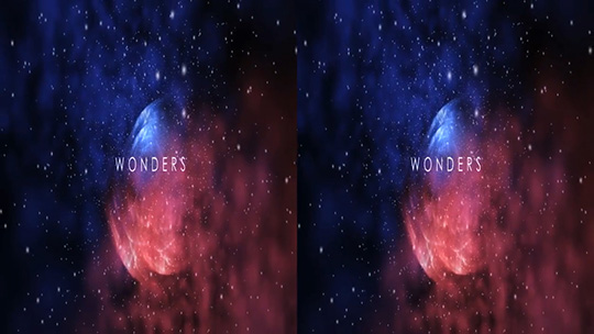 Wonders Titles 3D (SBS) - IMAX