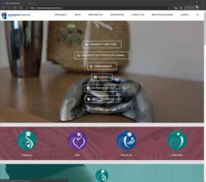 Wairarapa Maternity Website